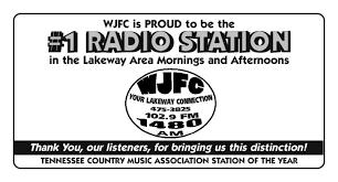 WJFC 102.9 FM