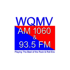 WQMV AM 1060 and 93.5 FM